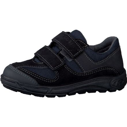 Ricosta NINO Waterproof Velcro Trainers (Navy)